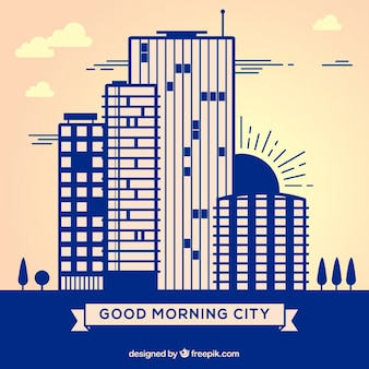 Good morning city