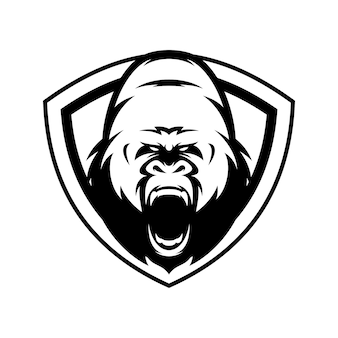 gorilla vector vectors photos and psd files free download