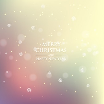 gradient bokeh christmas background