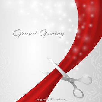 Ribbon Cutting Vectors, Photos and PSD files | Free Download