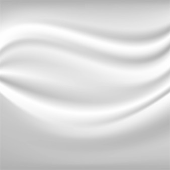 Gray background with wavy shapes