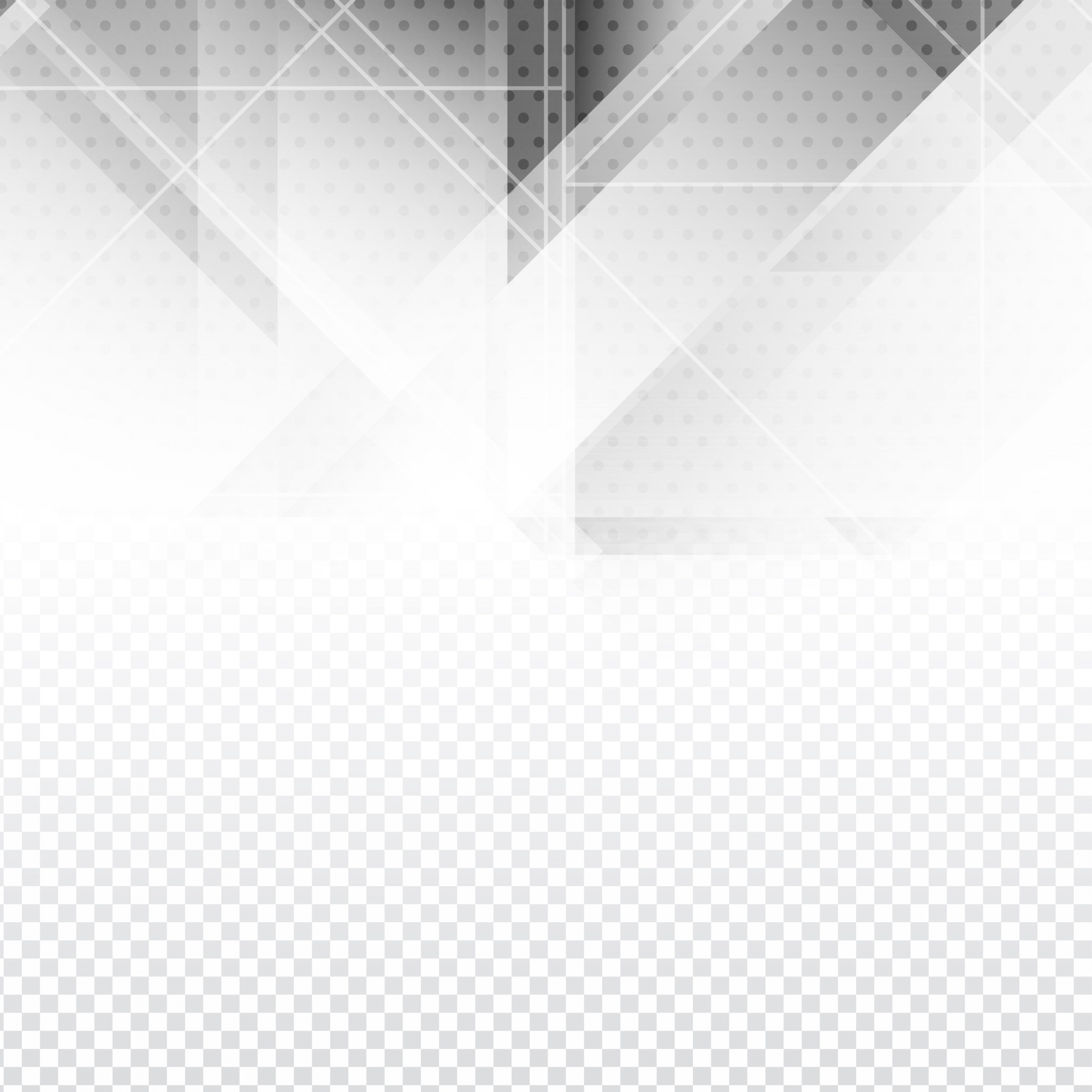 Gray geometric shapes for backgrounds