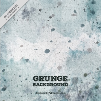 Gray grunge background with stains