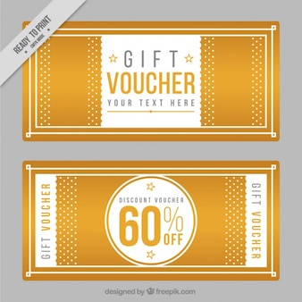 Great gift voucher with fantastic discount