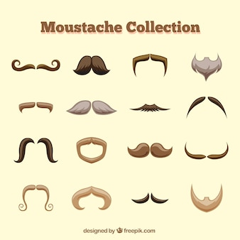 Great moustaches collection