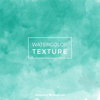 Green abstract watercolor background effect