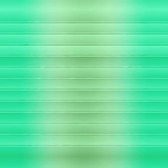 Green background with a blind