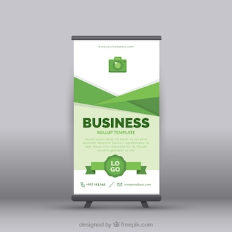 Green business roll up
