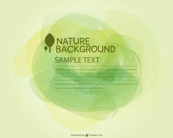Green eco background