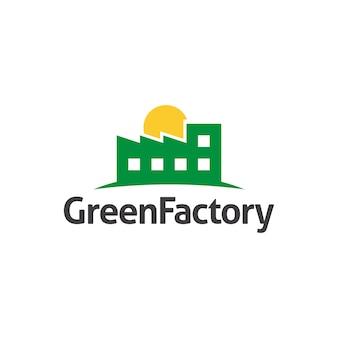 Green Factory Logo