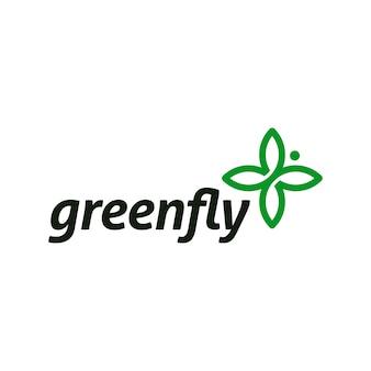Green Fly Logo