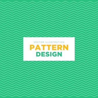 Green pattern background