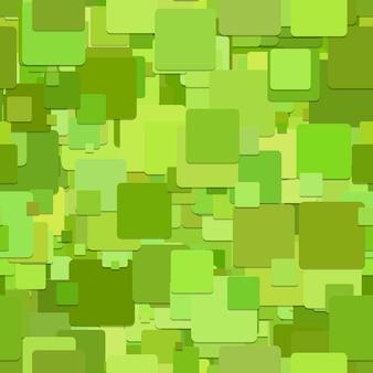 緑の正方形の背景