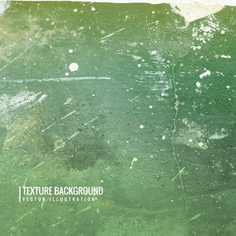 Green textured background in grunge style