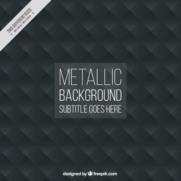 Grey metallic background