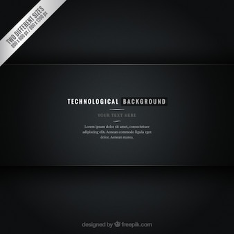 Grey techonological background