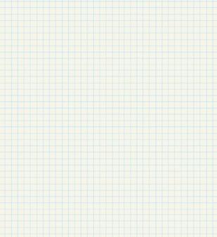 グリッド紙効果シームレスパターン