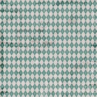 Grunge Argyle Pattern