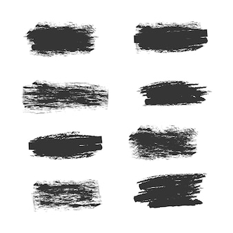 Grunge brushes collection