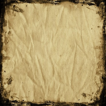 Grunge canvas background