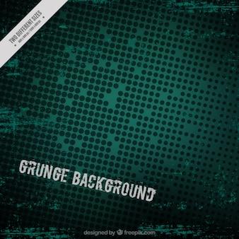 Grunge grid background