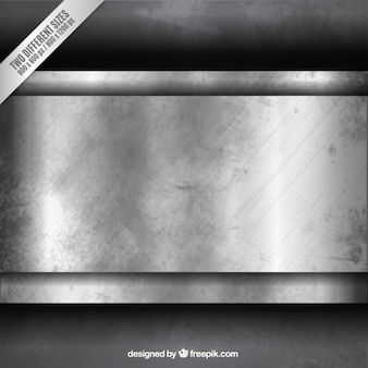Grunge metallic background