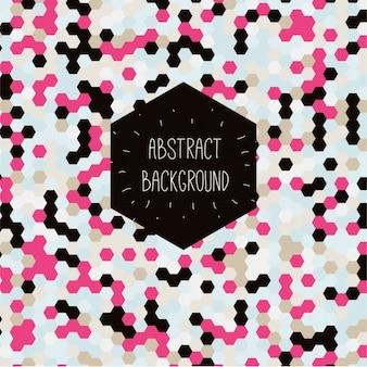 Grunge striped art textured sponge