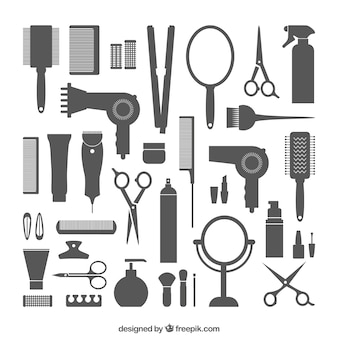 Hairdressing equipment