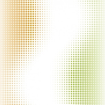 Halftone background with india colors