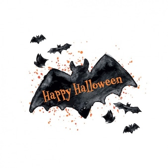 Halloween cards design