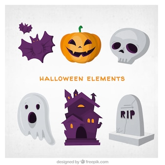 Halloween collection with fun style