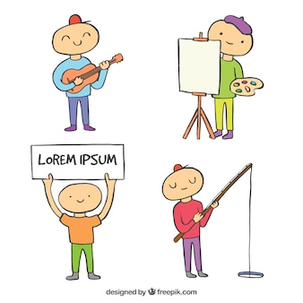 how to find a hobby for your child