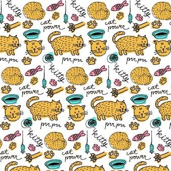 猫パターン