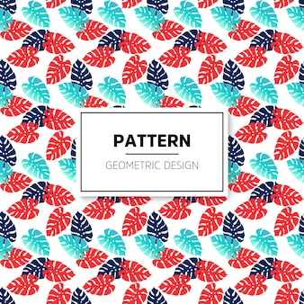 抽象的なパターンシームレスなベクトルの背景青と白のテクスチャグラフィックのモダンなパターン