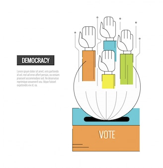 Hand of Voting