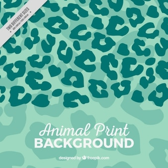 Hand painted animal stains background