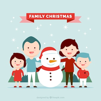 snowman family wallpaper - photo #32