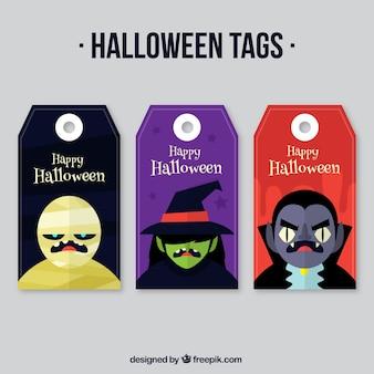Happy halloween tags