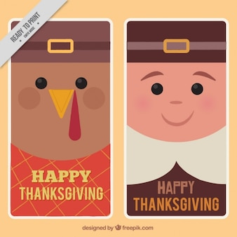 Happy thanksgiving with great cards