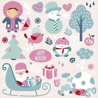 Happy winter!!