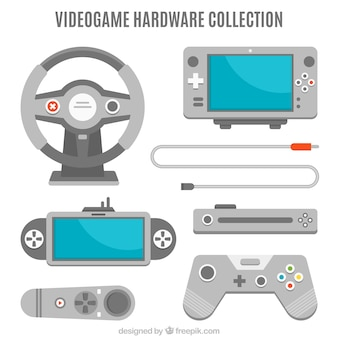 Hardware for video games