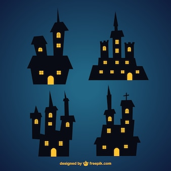 Haunted house collection