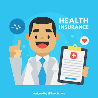 Health background design