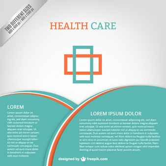 Health care background