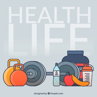 Healthy life elements