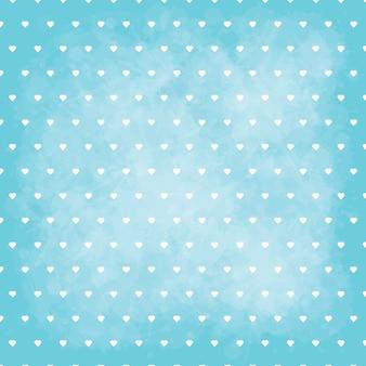 Heart background texture vector
