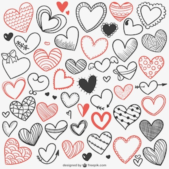 Heart Background Vectors, Photos and PSD files | Free Download