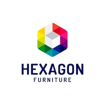 Hexagon Furniture Logo