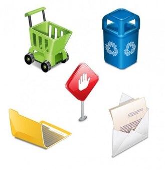 high quality plastics logo vector