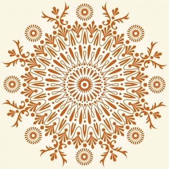 Hindu Abstract Ornament